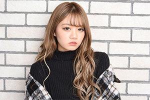 加藤夏歌 egg専属モデル決定!!